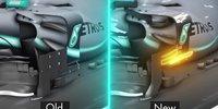 Formel-1-Technik: Mercedes-Update in Hockenheim