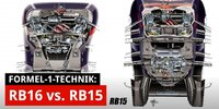 Formel-1-Technik: Neue Front am Red Bull RB16