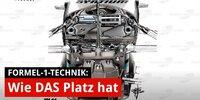 Formel-1-Technik: Was Mercedes für DAS umbauen musste