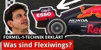 Formel-1-Technik: Was sind Flexiwings und was bewirken sie?