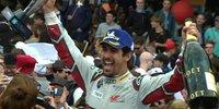 Formel E Berlin: Audi-Heimsieg durch di Grassi