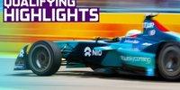 Formel E Berlin: Daniel Abt holt Heim-Pole