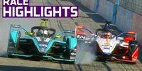 Formel E Chile: Bird gewinnt hitzige Schlacht