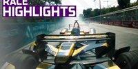 Formel E Chile: Vergne siegt nach heißem Teamduell
