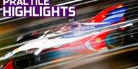 Formel E Hongkong: Trainingsaction im Regen