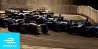 Formel-E-Piloten blicken auf Marrakesch voraus