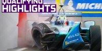 Formel-E-Qualifying: Buemi holt Pole in Marrakesch