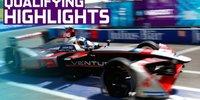 Formel E Rom: Highlights vom Qualifying