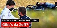 Freitag Portimao: Wolff stichelt gegen Red Bull