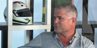 Gil de Ferran: Die Herausforderung neuer Fahrer