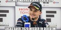 Helmut Marko exklusiv: Auer 2020 wieder in der DTM
