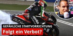 Hofmann sieht Gefahr bei MotoGP-Startvorrichtungen