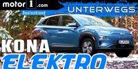 Hyundai Kona Elektro 2019 Test: Das beste E-Auto?