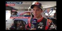 Hyundai-Vorschau auf die Rally GB