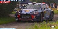 Hyundai: Vorschau auf die Rallye Deutschland
