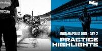 Indy 500: 2. Training
