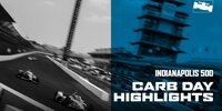 Indy 500: Abschlusstraining (Carb-Day)