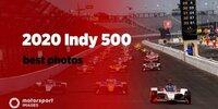 Indy 500: Das Rennen in Bildern