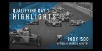 Indy 500: Qualifying-Tag 1