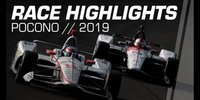 IndyCar 2019: Pocono