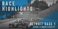 IndyCar 2021: Detroit I