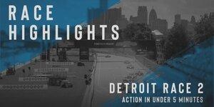 IndyCar 2021: Detroit II