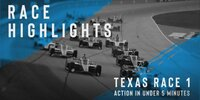 IndyCar 2021: Fort Worth I