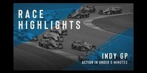 IndyCar 2021: Indianapolis I