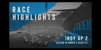 IndyCar 2021: Indianapols-GP II