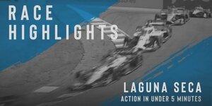 IndyCar 2021: Laguna Seca