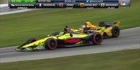 IndyCar Mid-Ohio 2018: Das Rennen in 30 Minuten