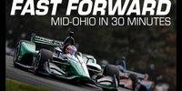 IndyCar Mid-Ohio: Das Rennen in 30 Minuten
