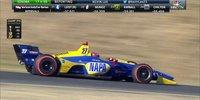 IndyCar Sonoma 2018: Das Rennen in 30 Minuten