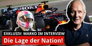 Interview H. Marko: So sehr leidet er mit Vettel!