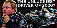 Ist Bottas der glückloseste F1-Fahrer 2020?