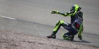 Ist Valentino Rossis MotoGP-Zeit abgelaufen?