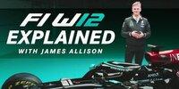 James Allison erklärt: Das ist neu am Mercedes W12