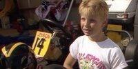Jenson Button: Anfänge im Kartsport