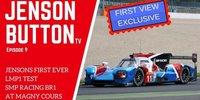 Jenson Button Vlog: Erster LMP1-Test