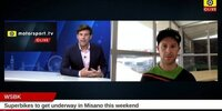 Jonathan Rea vor Misano im Interview