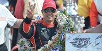 Juan Pablo Montoya: Mein Indy-500-Sieg mit Penske