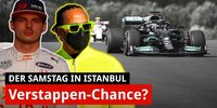 Kann Verstappen im Rennen gegen Hamilton punkten?
