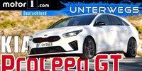 Kia ProCeed GT (2019) im Test: Besser als BMW?