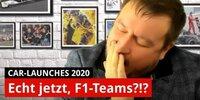 Kommentar zu den Car-Launches 2020: Wollt ihr uns verarschen?