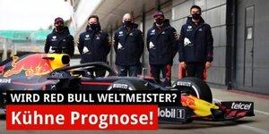 Kühne Prognose: Red Bull wird Konstrukteurs-WM!