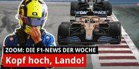 Lando Norris: F1-Sieg verpasst, aber Namen gemacht