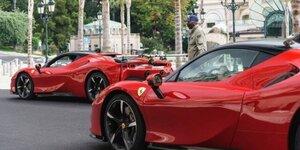 Le Grand Rendez-Vous: Leclerc im Ferrari in Monaco!