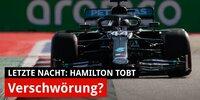 Letzte Nacht Sotschi: F1-Verschwörung gegen Lewis Hamilton?
