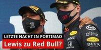 Letzte Nacht: Wechselt Hamilton zu Red Bull?