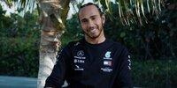 Lewis Hamiltons Jahresrückblick 2020
